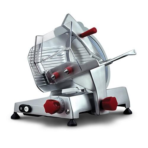 SLICER GRAVITY FEED 250MM BLADE NOAW