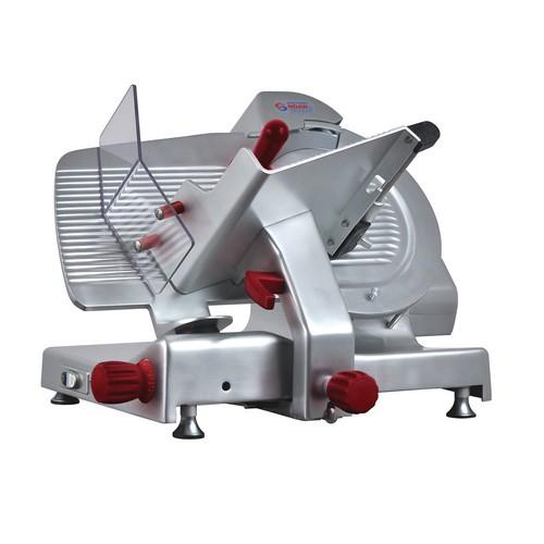 SLICER GEAR DRIVEN 350MM BLADE H/DUTY NOAW