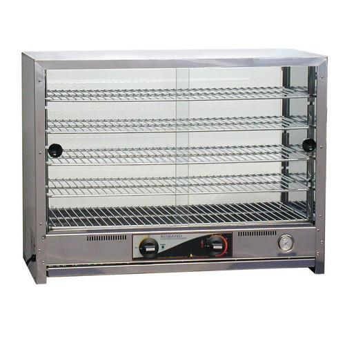 PIE WARMER 100 CAPACITY SQUARE 10AMP ROBAND