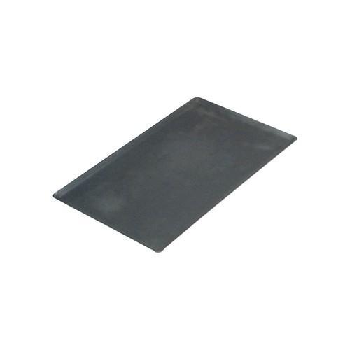 BAKING SHEET BLUE STEEL RECT 530X325MM GN 1/1 SMALL EDGE