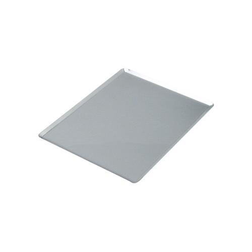BAKING SHEET S/S RECT 600X400MM SMALL EDGE