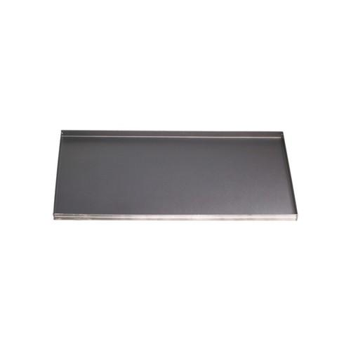 BAKING SHEET ALUSTEEL NON STICK RECT 600X400X20MM STRAIGHT SIDES