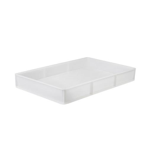 CRATE CONFECTIONERY SOLID NATURAL 712X448X95MM NALLY