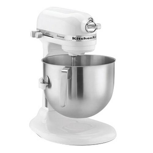 MIXER PLANETARY STAND 6.9L  W/BOWL LIFT 500W WHITE KITCHENAID