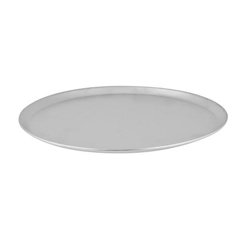 PIZZA PLATE ALUM  TAPERED 400MM