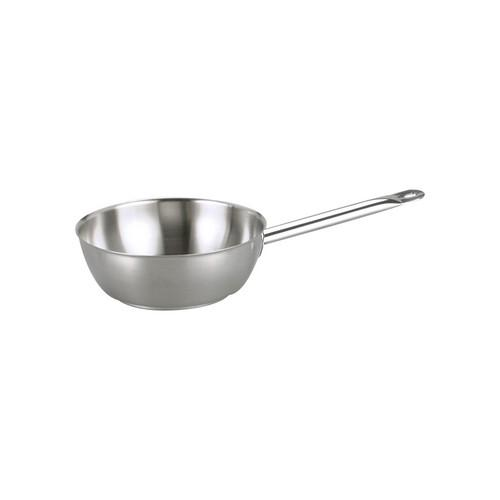 SAUTEUSE PAN S/S 1.1L 160X60MM N/L ELITE CHEF INOX