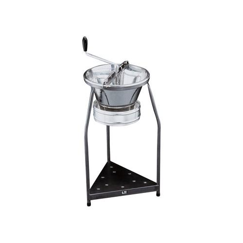 MOULI FOOD MILL TIN W/1 BLADE & STAND 800MM PADERNO