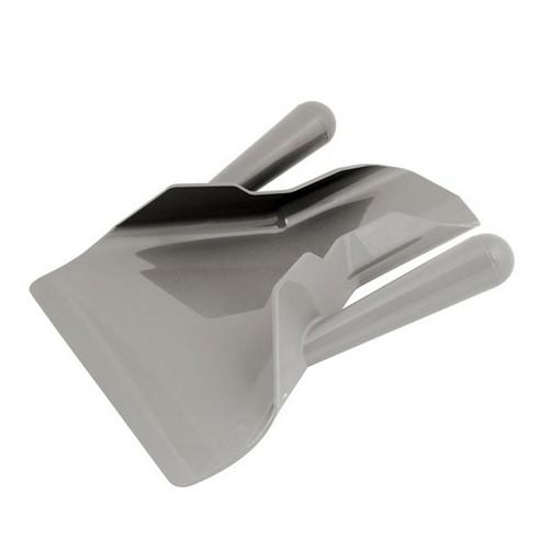CHIP SCOOP / BAGGER PLASTIC DUAL HANDLE
