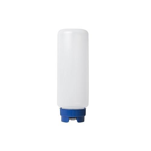 SAUCE / SQUEEZE BOTTLE PLASTIC CRIKO 1L BLUE LID