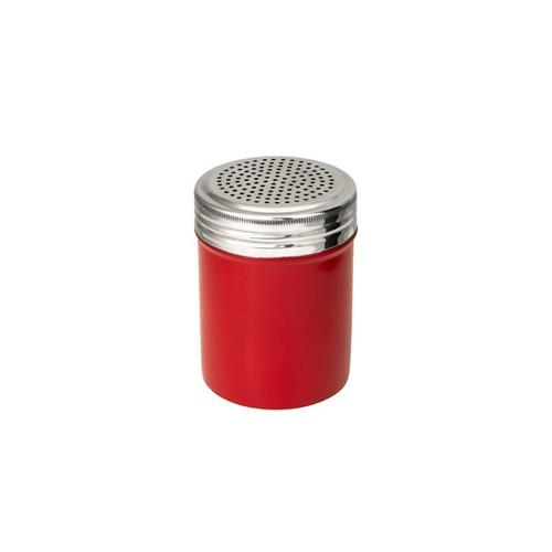 SHAKER / DREDGE S/S 285ML RED BODY