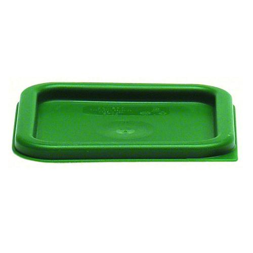 LID POLY GREEN FOR 1.9 & 3.8L CAMSQUARE CONTAINERS