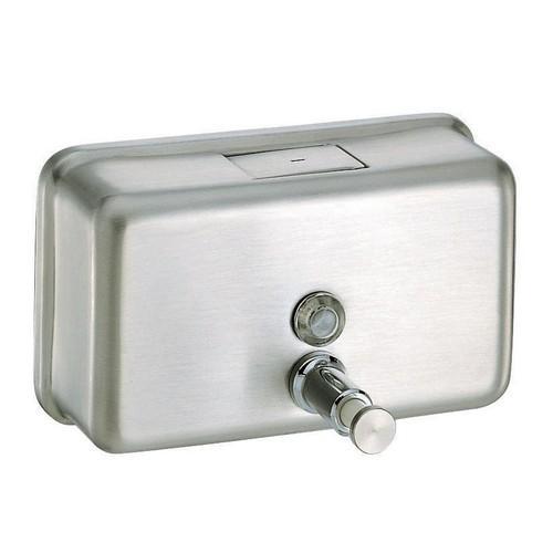 DISPENSER HAND SOAP S/S HORIZONTAL 1L
