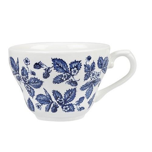 CUP TEA / COFFEE 198ML BLUE BRAMBLE CHURCHILL