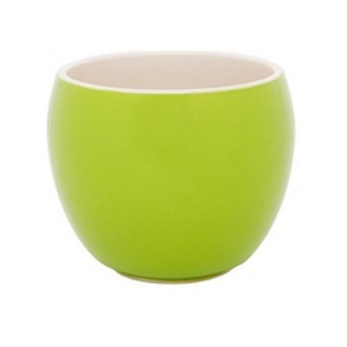 SUGAR STICK HOLDER / MUG GREEN