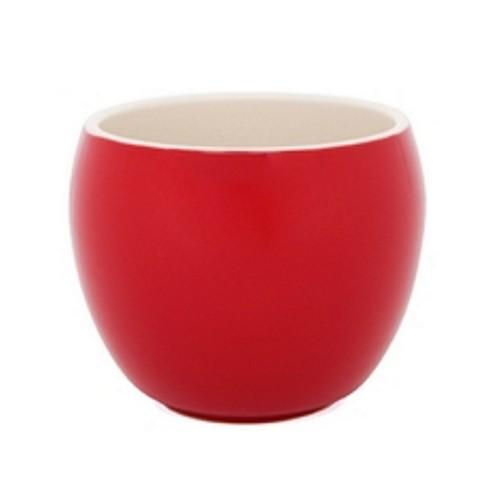 SUGAR STICK HOLDER / MUG RED