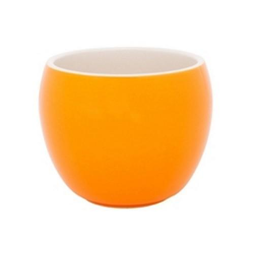 SUGAR STICK HOLDER / MUG ORANGE
