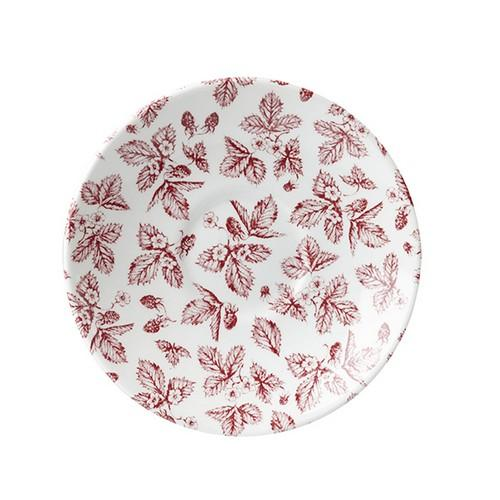 SAUCER FOR CUP 141MM CRANBERRY BRAMBLE CHURCHILL