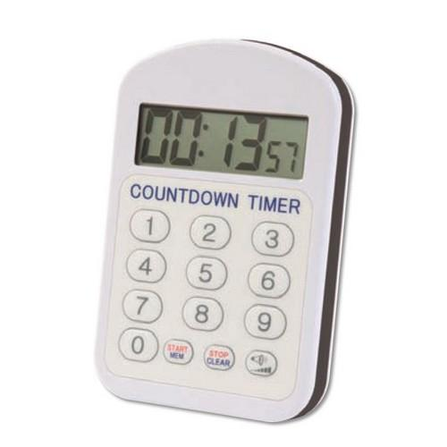 TIMER COUNTDOWN DIGITAL WATERPROOF 99min 59sec RBS (806-150)
