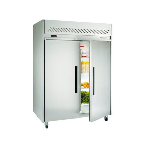 FREEZER UPRIGHT 2 SOLID S/S DOOR GN 2/1 1270L GARNET WILLIAMS