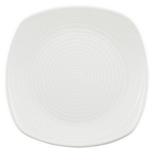 PLATE SQUARE CHEFS 260MM PEARL EVOLUTION DUDSON