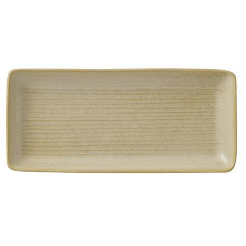 TRAY RECT CHEFS 214X96MM SAND EVOLUTION DUDSON