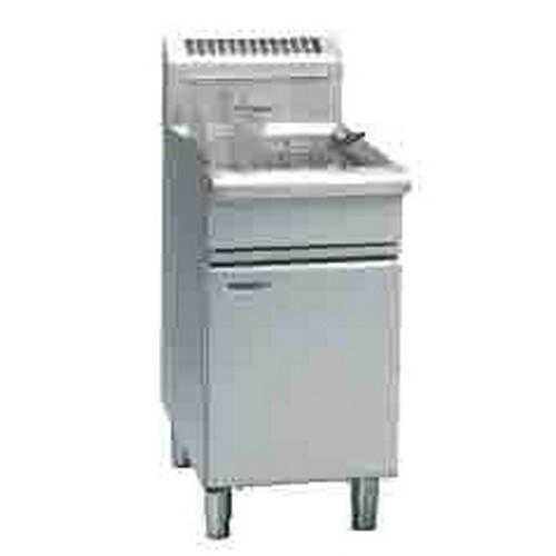 FRYER SINGLE PAN 20L 450MM WALDORF