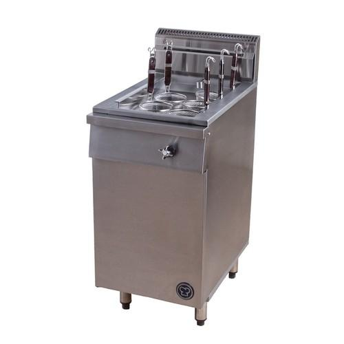 PASTA COOKER 5 BASKET GAS 450MM GOLDSTEIN