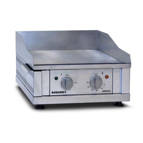 GRIDDLE HOTPLATE 400X400MM 2120W 10AMP ROBAND