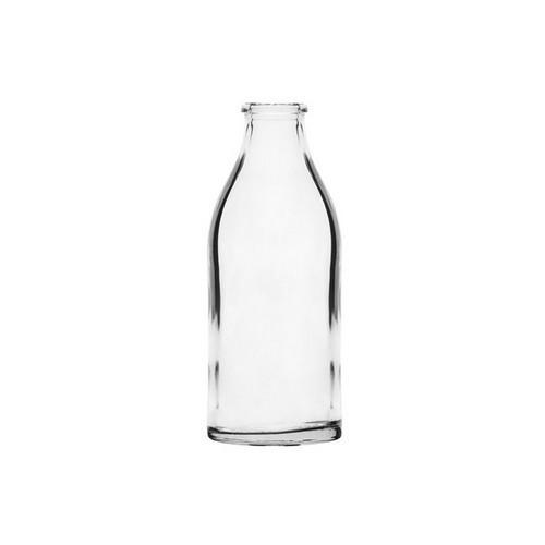 BOTTLE MINI MILK GLASS 140ML MODA
