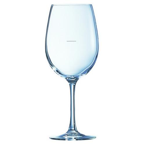 WINE GLASS 350ML CABERNET CHEF & SOMMELIER P/L @ 150ML
