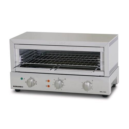 TOASTER GRILL MAX 8 SLICE 3360W 15AMP ROBAND