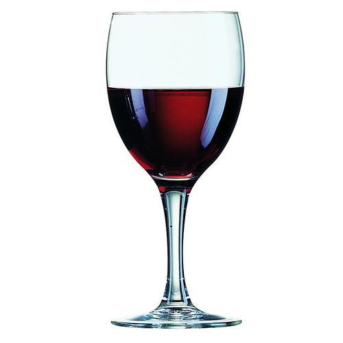 WINE GLASS 245ML ELEGANCE ARCOROC