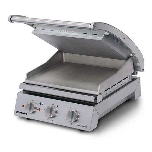 GRILL STATION 6 SLICE SMOOTH 2200W 10AMP ROBAND