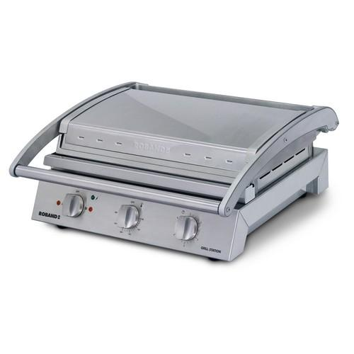 GRILL STATION 8 SLICE SMOOTH 2300W 10AMP ROBAND