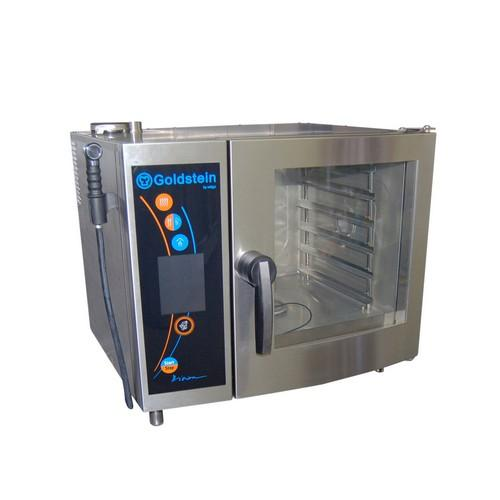 COMBI OVEN 6 TRAY ELECTRIC 3PH VISION GOLDSTEIN