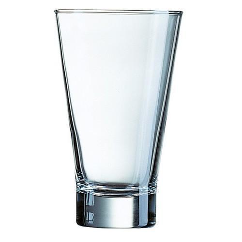 HI BALL GLASS 350ML SHETLAND ARCOROC
