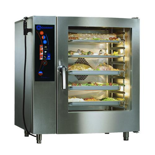 COMBI OVEN 10 TRAY ELECTRIC 3PH VISION GOLDSTEIN