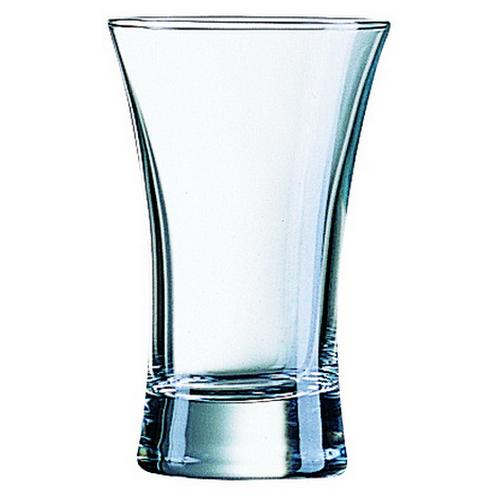 SHOT GLASS 70ML HOT SHOT ARCOROC