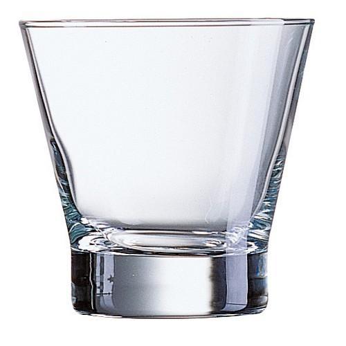 OLD FASHION GLASS 320ML SHETLAND ARCOROC
