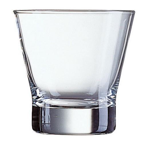 OLD FASHION GLASS 250ML SHETLAND ARCOROC