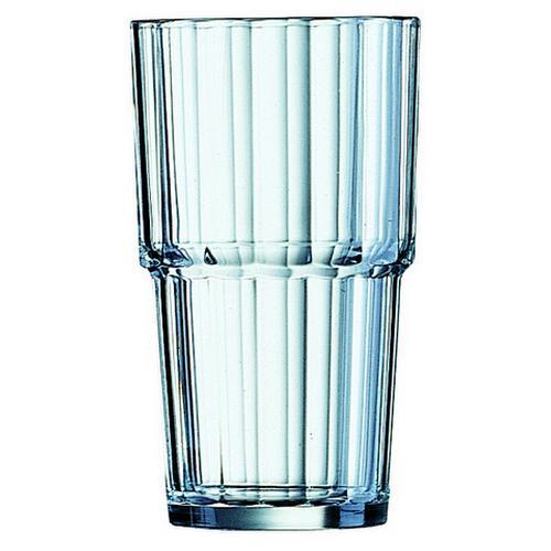 HI BALL GLASS 320ML NORVEGE ARCOR0C