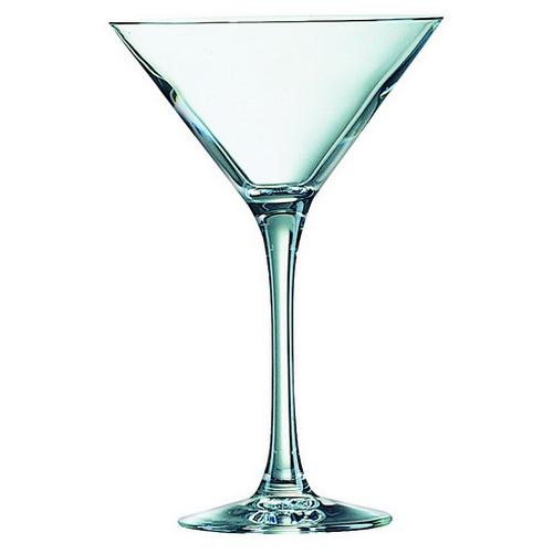 MARTINI GLASS 210ML PRINCESA ARCOROC