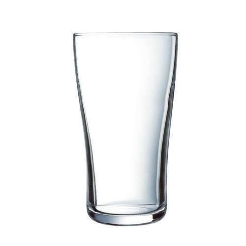BEER GLASS 285ML CERTIFIED & NUCLEATED ULTIMATE ARCOROC