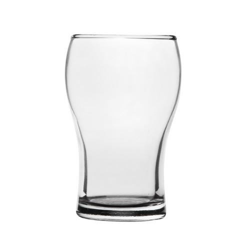 BEER GLASS 285ML CERTIFIED TEMPERED & NUCLEATED WASHINGTON ARCOROC