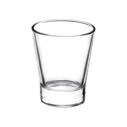 ESPRESSO GLASS 90ML CAFFEINO BORMIOLI ROCCO