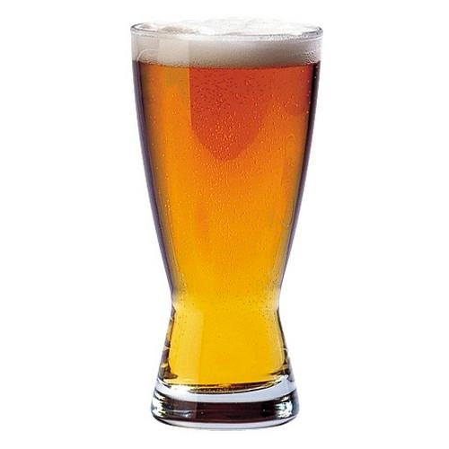 BEER GLASS 425ML CERTIFIED KELLER CROWN
