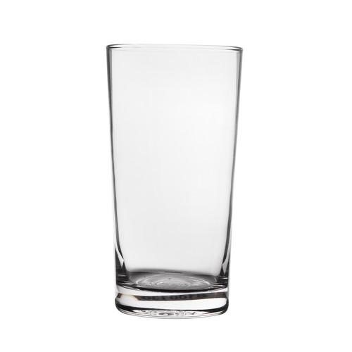 BEER GLASS 425ML CERTIFIED OXFORD CROWN