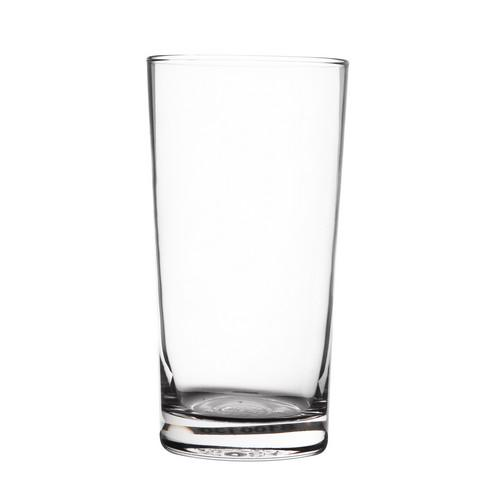 BEER GLASS 570ML PINT CERTIFIED OXFORD CROWN