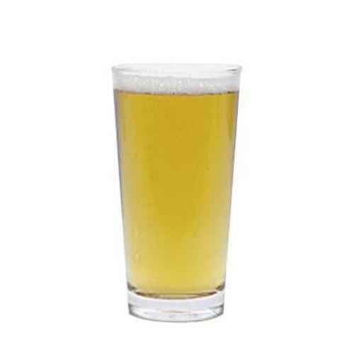BEER GLASS 285ML CERTIFIED OXFORD CROWN