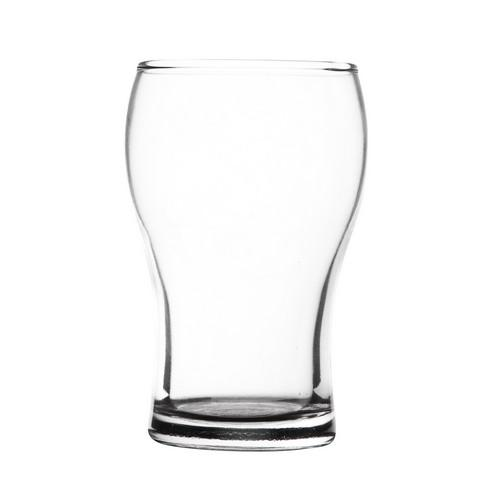BEER GLASS 285ML CERTIFIED WASHINGTON CROWN